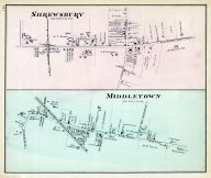 Shrewsbury, Middletown, New Jersey Coast 1878